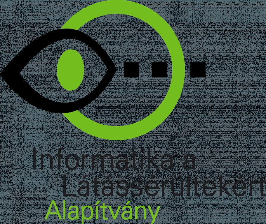 Informatika a Látássérültekért Alapítvány - Főoldal