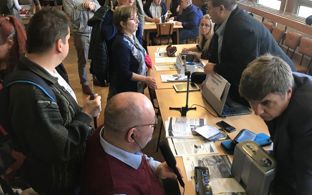 Nagy érdeklődés kísérte az INFOALAP részvételét a LESEK konferencián